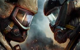 Vorschau des Hintergrundbilder Crysis 2 Spiel HD
