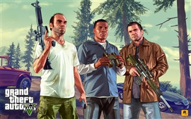 Preview wallpaper Grand Theft Auto V HD