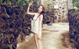 Preview wallpaper Korea, Girls Generation, Yoona 01