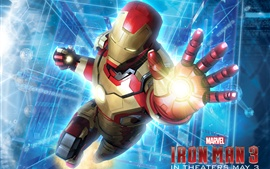 Preview wallpaper Marvel movie, Iron Man 3
