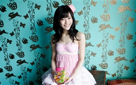 Preview wallpaper Mayu Watanabe 02