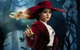 Preview wallpaper Mila Kunis in Oz: The Great and Powerful