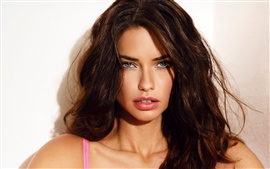 Preview wallpaper Adriana Lima 08