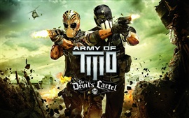 Preview wallpaper Army of Two: The Devil's Cartel