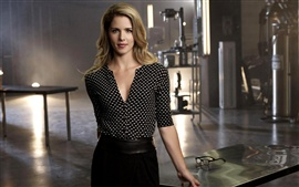Preview wallpaper Arrow, season 2, Emily Bett Rickards