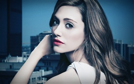 Preview wallpaper Emmy Rossum 01