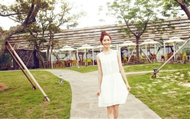 Preview wallpaper Korea, Girls Generation, Yoona 03