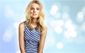 Preview wallpaper Toni Garrn 02