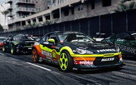 Preview wallpaper Toyota GT86 supercar, Formula Drift
