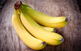 Yellow fruit, banana