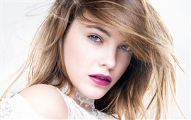 Preview wallpaper Barbara Palvin 09