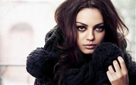 Preview wallpaper Mila Kunis 02