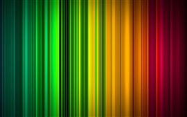Preview wallpaper Colorful abstract stripes