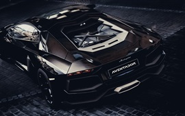 Preview wallpaper Gran Turismo 5, Lamborghini Aventador LP700-4 supercar