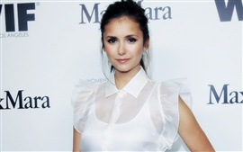 Preview wallpaper Nina Dobrev 19