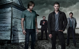 Preview wallpaper Supernatural, Dean and Sam