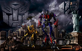 Preview wallpaper Transformers 4: Age of Extinction