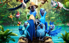 Preview wallpaper 2014 Rio 2