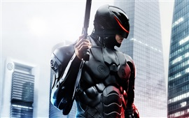 Preview wallpaper 2014 RoboCop HD