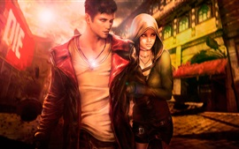 Preview wallpaper DmC, Devil May Cry 5, art, game