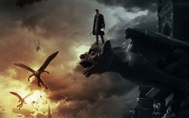Preview wallpaper I, Frankenstein 2014