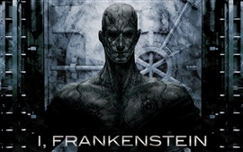 Preview wallpaper I, Frankenstein