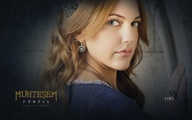 Preview wallpaper Magnificent Century, Meryem Uzerli