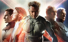 Preview wallpaper 2014 X-Men: Days of Future Past