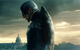 2014 película, Capitán América: El Soldado de Invierno