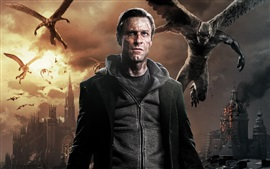 Preview wallpaper 2014 movie, I, Frankenstein