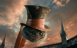Preview wallpaper Cheshire Cat, Alice in Wonderland