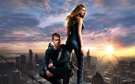 Preview wallpaper Divergent 2014