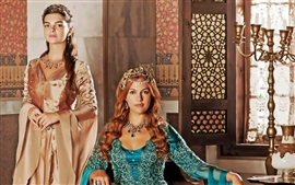 Preview wallpaper Turkey TV series, Magnificent Century