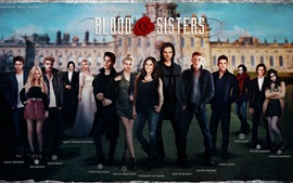 Preview wallpaper Vampire Academy: Blood Sisters