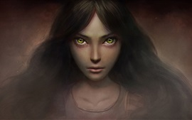 Alice Madness Returns, diseño de arte
