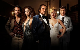 Preview wallpaper American Hustle 2013 movie