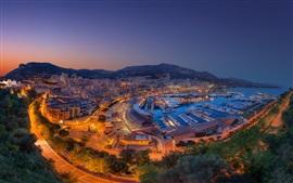 Aperçu fond d'écran Formule 1 Grand Prix 2013, le Port Hercule, Monaco