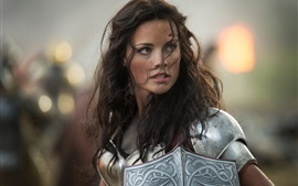 Preview wallpaper Thor: The Dark World, Jaimie Alexander