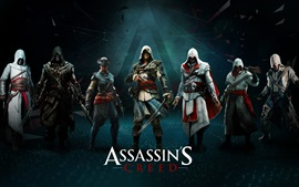 Preview wallpaper Assassin's Creed IV: Black Flag, Ubisoft game
