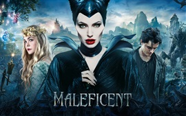 Preview wallpaper Maleficent 2014 movie