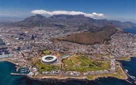 Aperçu fond d'écran Afrique du Sud, Cape Town