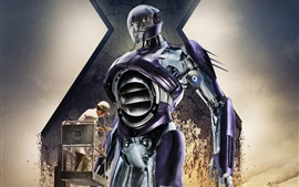 Preview wallpaper The robot, X-Men: Days of Future Past