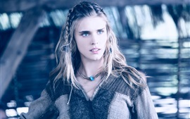 Preview wallpaper Vikings, Gaia Weiss