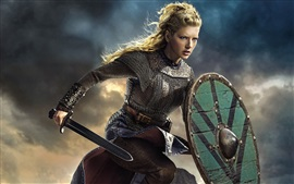 Katheryn Winnick, Vikings