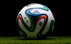 Preview wallpaper Adidas football, Brazil 2014 World Cup