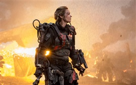 Preview wallpaper Emily Blunt, Edge of Tomorrow