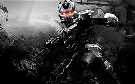 Killzone 3, cyborg