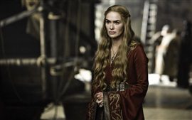 Preview wallpaper Lena Headey in Game of Thrones