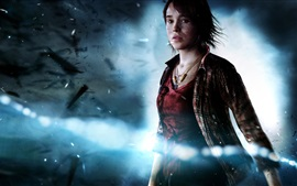Preview wallpaper Beyond: Two Souls