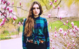 Preview wallpaper British singer, Birdy, Jasmine van den Bogaerde